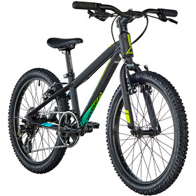 "ORBEA MX Dirt 20"" Niños, black/green"
